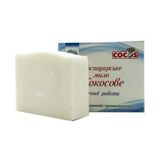 Мыло хозяйственное Кокосовое Cocos