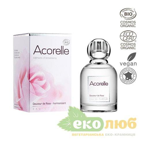 Парфюмированная вода Silky Rose Acorelle