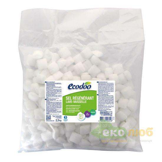Соль для посудомоечных машин Ecodoo