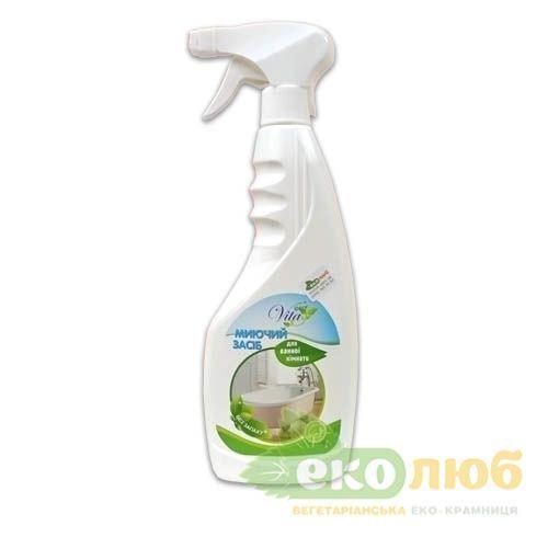 Средство моющее для ванной комнаты EcoVita